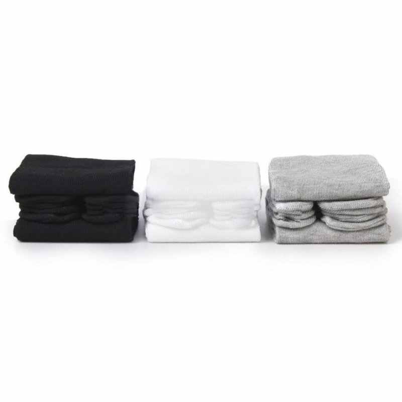 Flip Flop Sandaal Split Neus Running Sokken Tabi Ninja Geta 3 Pairs Sokken