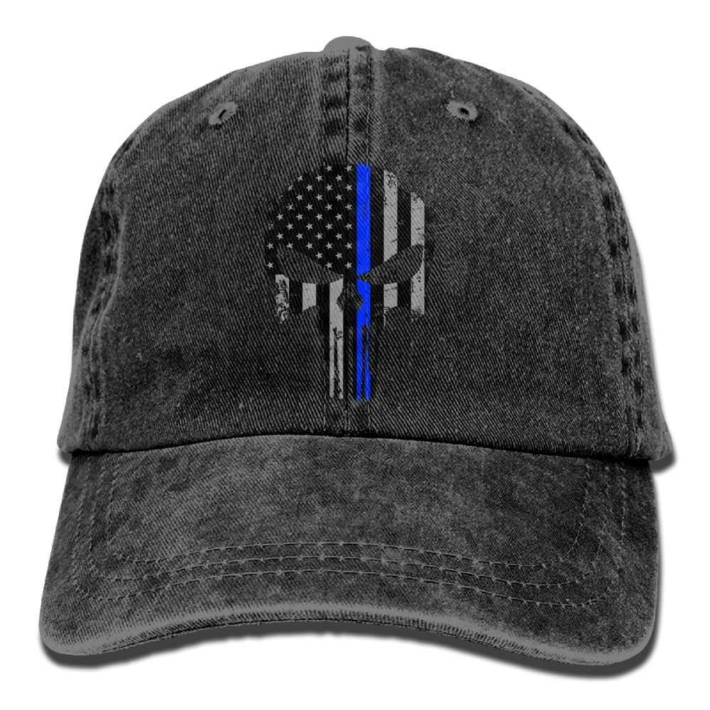 7cd171b6828 Detail Feedback Questions about Baseball cap Men Mens Thin Blue Line ...