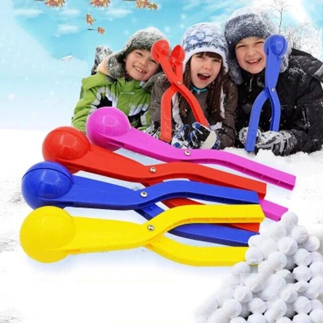 d82e22e6b180 Winter Toys for Children Boys Girls Snow Ball Maker Sand Mold Tool ...