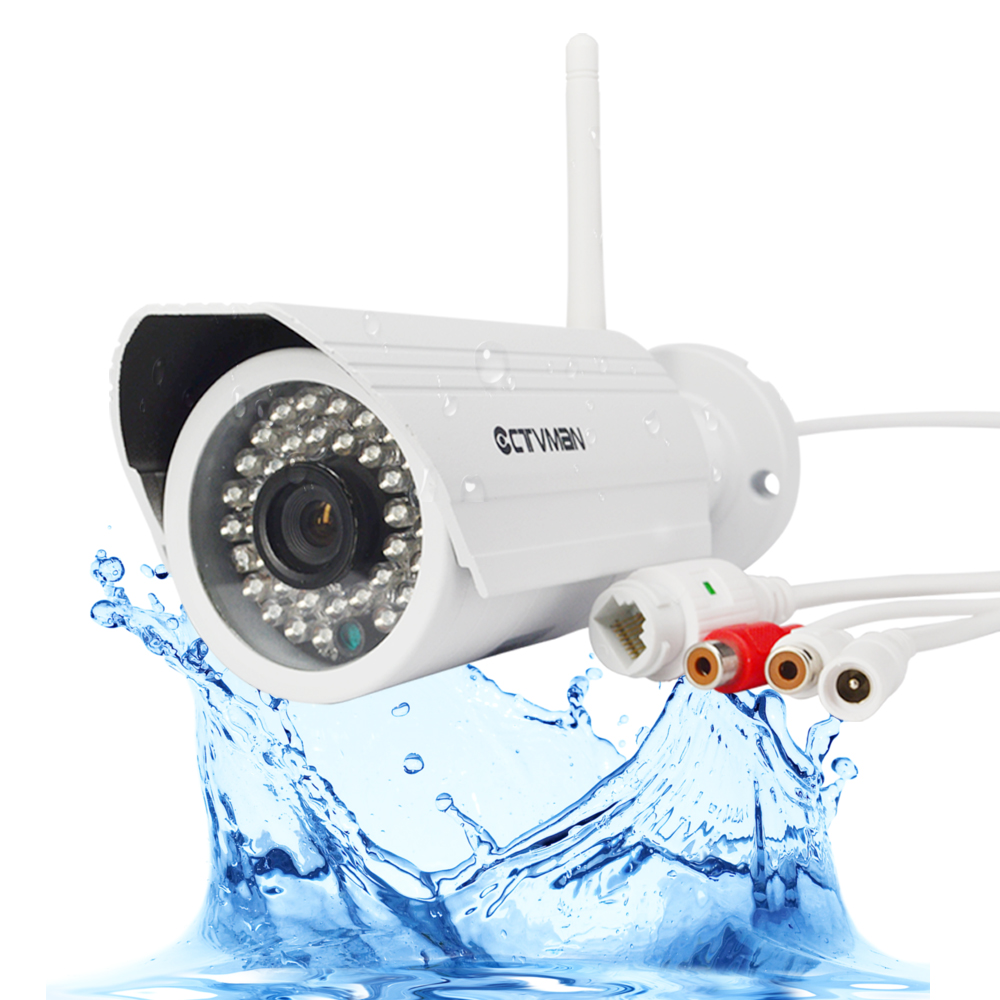 CTVMAN Security IP Cameras 720P 1080P Network Wireless Waterproof IP Camera Wi-fi CCTV SD Card Slot Video Surveillance          CTVMAN Security IP Cameras 720P 1080P Network Wireless Waterproof IP Camera Wi-fi CCTV SD Card Slot Video Surveillance