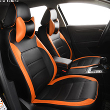 Car Believe car seat cover For nissan qashqai j10 almera n16 note x-trail t31 patrol y61 juke teana j31 covers for vehicle seat