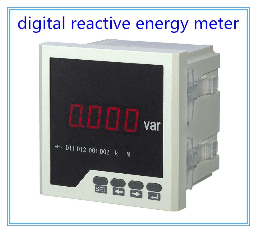 LED RH-RE Series,Single phase digital reactive energy meter,electricity meter,Energy Meters,electric energy meter lcd hy 3re series three phase digital reactive energy meter electricity meter energy meters electric energy meter