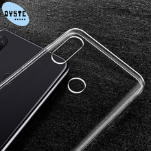 Xaomi Xiomi Redmi note 7 Pro Case Phone Cover Transparent Silicone Soft TPU Mobile Cell Back For Xiaomi
