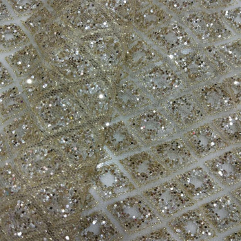 gold shiny glittering sugar lace fabric 2018 good quality 5 yards/lot powder shinning light up life for party new arrival goods