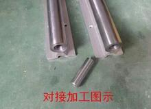 abutting joint linear bearing slide unit SBR20-1500/1700/1800 mm +20 pcs SBR20LUU roller linear slide unit r18215232x