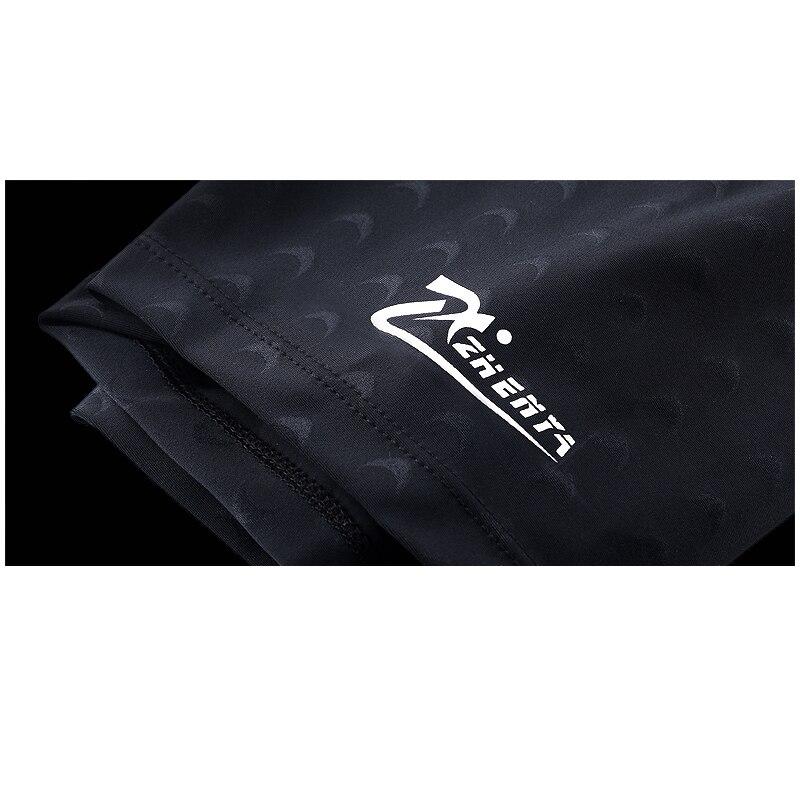 Professionelle Männer Badehose Konkurrenzfähiger Polyester Shark - Sportbekleidung und Accessoires - Foto 6
