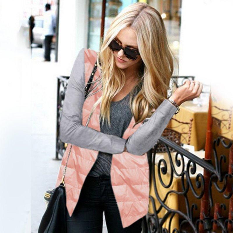 Winter Women Thin Hooded Jacket Female Slim Parka Cotton Coats Outwear Wadded Clothing