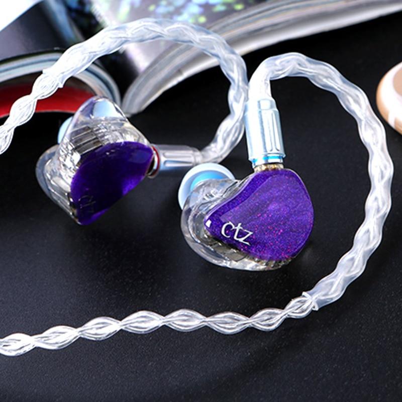 ЧТЗ DIY Индивидуальный заказ 16BA балансными арматурными блок драйверы 0,78 мм 2 провод со штырями для наушников DJ Шум шумоподавления наушники дл...