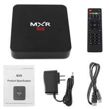 Professional Network Set Top Box Mini TV Set-top Home Devices Bluetooth WIFI for Android 5.1