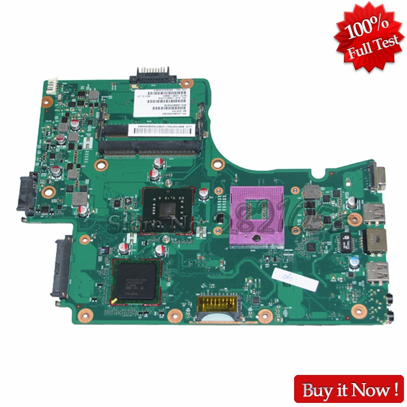 NOKOTION Motherboard for Toshiba Satellite C650 C655 V000225070 Laptop Mainboard 1310A2355303 GM45 DDR3 100% works wholesale v000225020 laptop motherboard for toshiba c650 c655 100