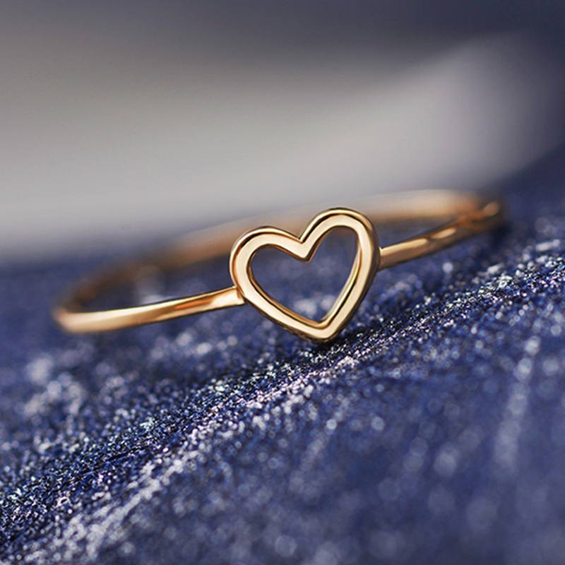 Two Hearts One Love Ring