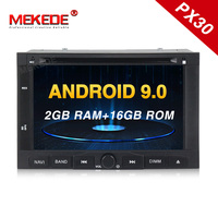 PX30 Android9.0 Car DVD Player for Peugeot 307 2002 2010 for Peugeot 207/3008 2009 2011 with GPS navigation multimedia WIFI BT
