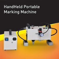 Factory Wholesale Price Pneumatic Portable Marking Machine Dot Pin Engraver Can Fo Chassis Marking Vin Number