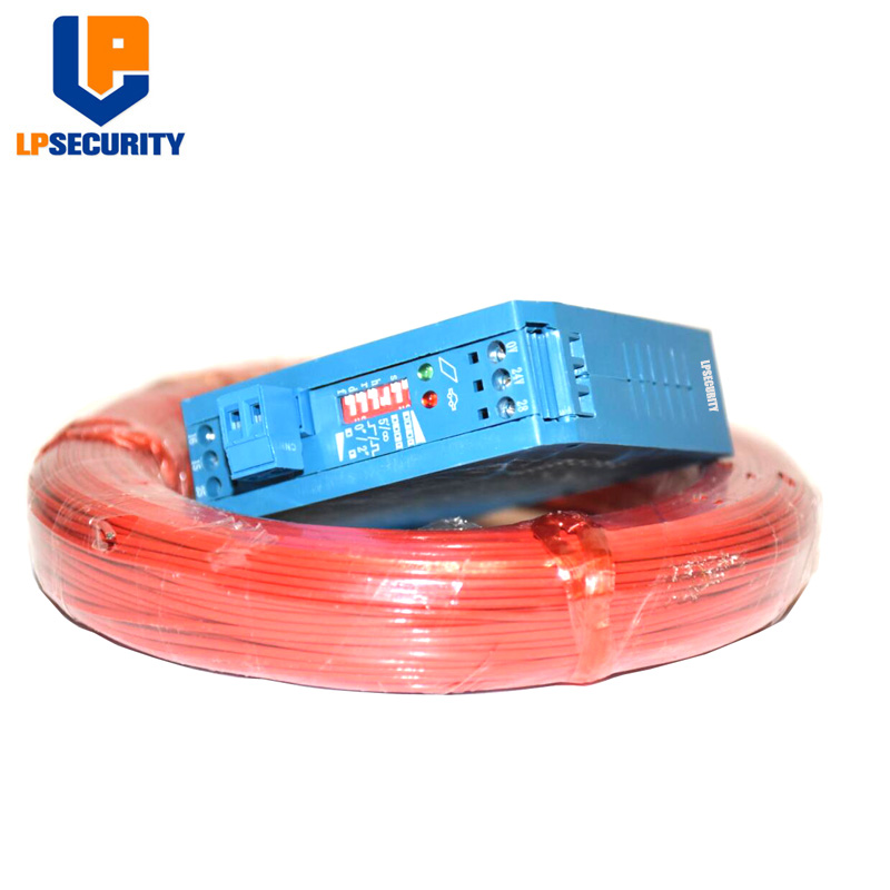 12V 24V Loop Detector For Gate And Traffic Control W/ 50 Meter Induction Coil Cable