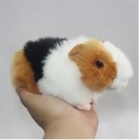 2019 new arrival little cute Simulation hamster doll plush toys guinea pig dolls sent men and women friends present
