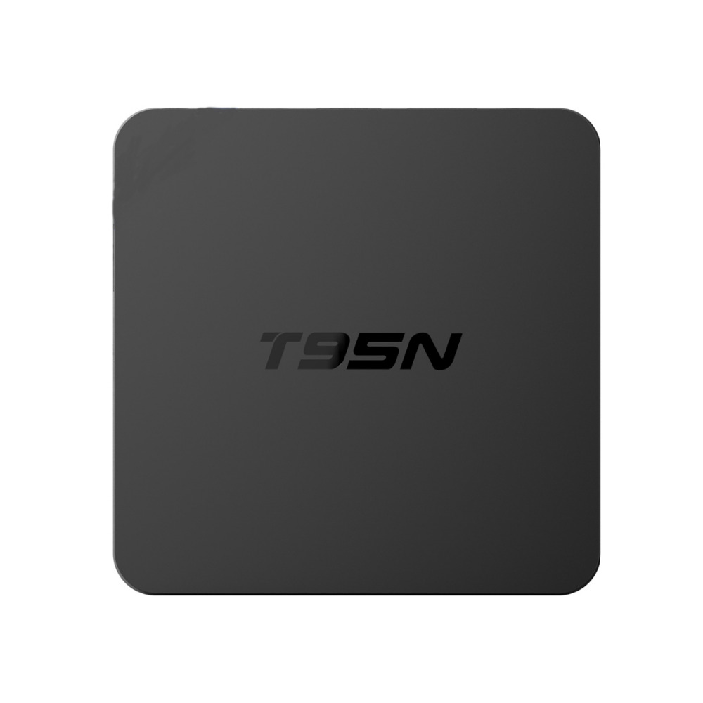 где купить T95N Android 6.0 Smart TV Box Amlogic S905X 64 bit Quad Core UHD 4K Media Player 4K Miracast DLNA Smart TV Box 1GB/2GB+8GB/16GB дешево
