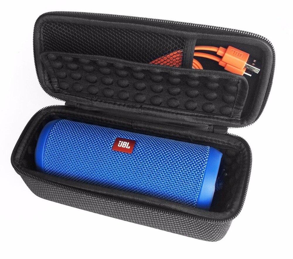 Soft Case para JBL Flip 3 Flip4 Bluetooth Sem Fio falante