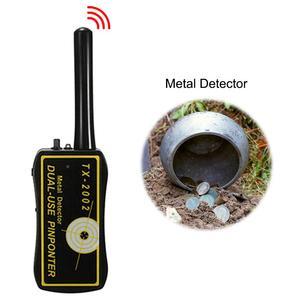Image 2 - Detector de metais subterrâneo do ouro arqueológico do diamante da longa distância ajustável TX 2002 handheld do detector de metais da sensibilidade alta