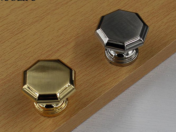 цены Dresser Drawer Knobs Pull Handles Kitchen Cabinet Door  Handles Drawer  Handles Knob Furniture Solid Gold Nickel Steel Silver