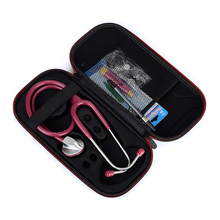 2018 Newest EVA Stethoscope Hard Carrying Case For 3M Littmann/MDF/ADC/Omron Stethoscope/Hard Drive/SSD/Pen/Other Accessories