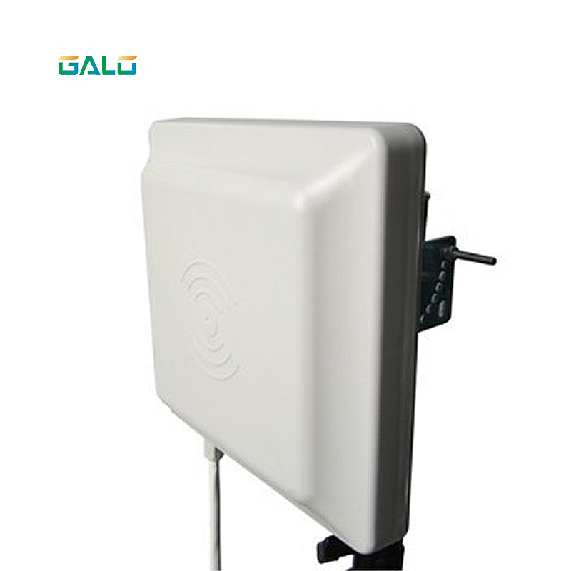 Statut de LED intégré de lecteur uhf rfid passif à longue portée en plein air