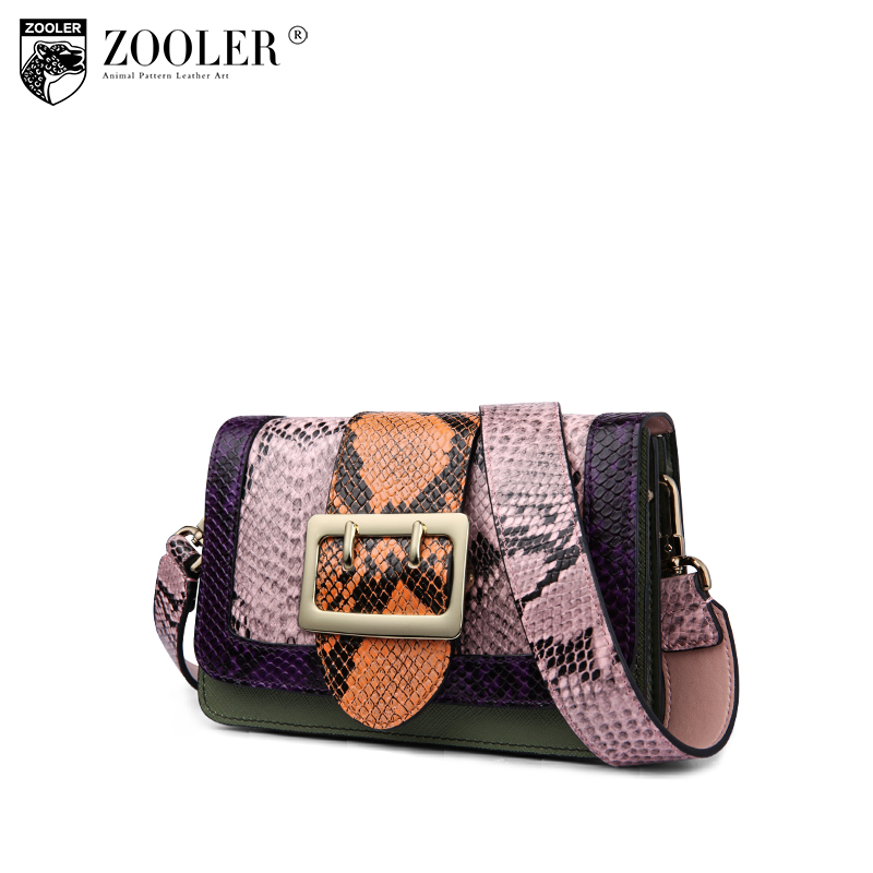 sales ZOOLER 2018 new designed woman bag 100% cowhide women messenger bags skin cowhide bag genuine leather handbag #2956 new product sales zooler brand zipper cowhide bag top handle shoulder bag simply solid genuine leather bag women bag bolsas c108