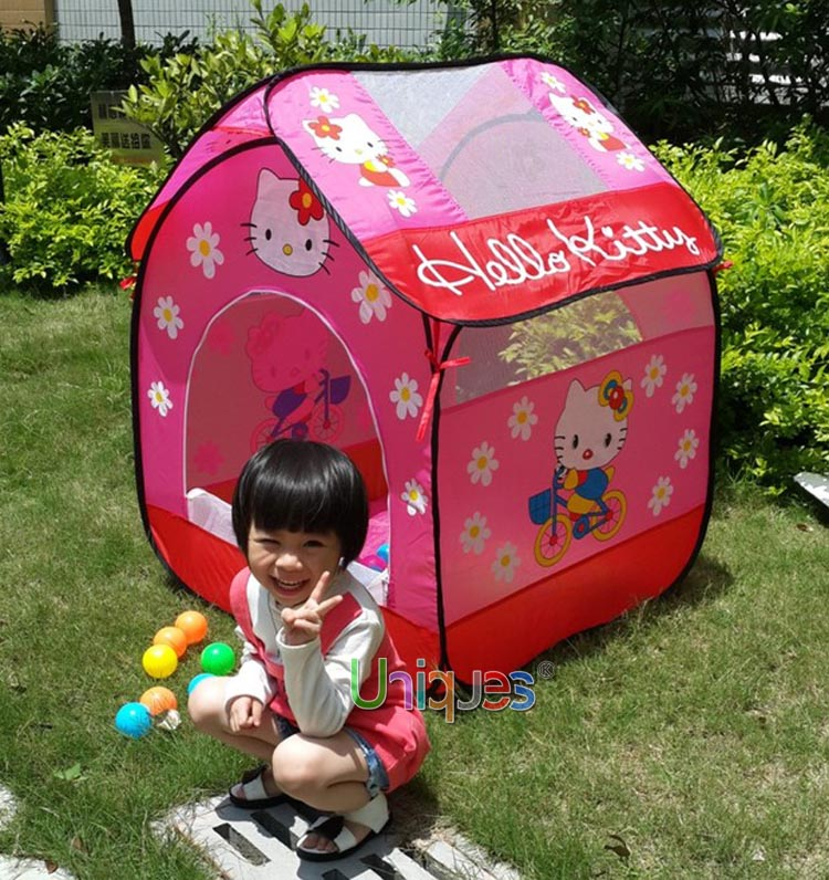 Hello Kitty Play House For Children 3