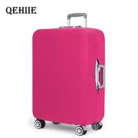 Утолщенный чехол для чемодана, Дорожный чемодан на колесиках, защитный чехол для S/M/L/XL/18-32 дюймов, аксессуары для путешествий
