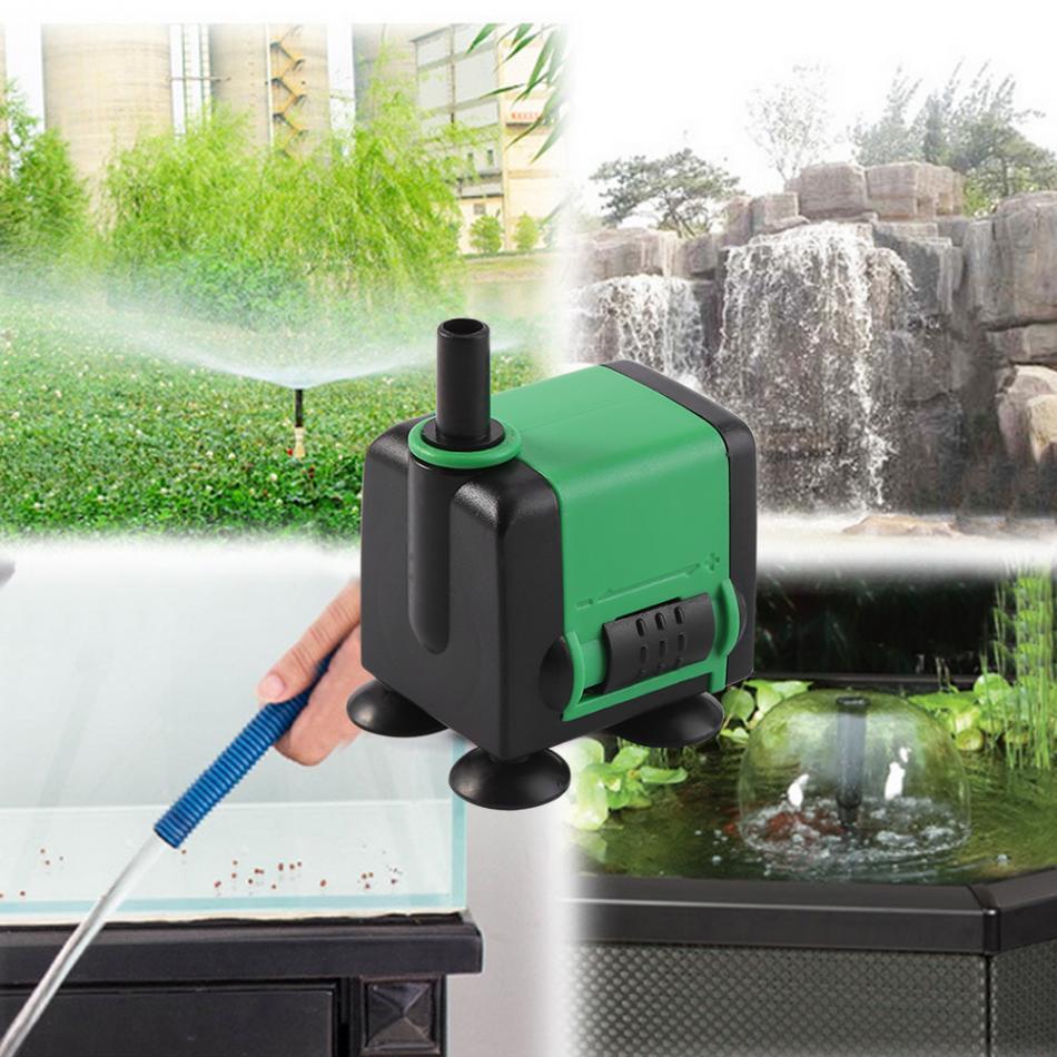 walfront ac 220 240 v abs tauch pumpe aquarium aquarium teich