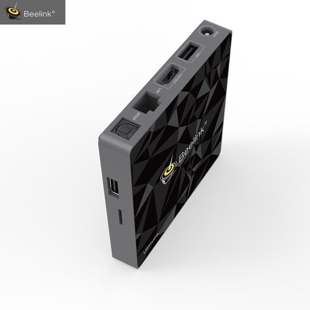 Beelink GT1 Ultimate Smart TV Box Amlogic S912 Octa Core 3GB+32GB Android 7.1 Voice Control Set Top Box BT 2.4G+5.8G Wifi 1000M