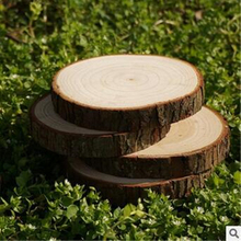 Free shipping Round Wood Coasters Mats&Pads Tea Cup Mat Pad Holder Natural Tree annual ring slice drink coasters,Table Decor