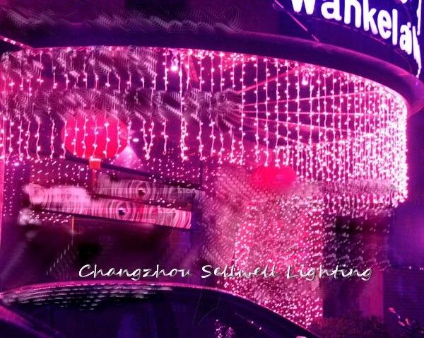 Good!pink Festival Lighting Yard Clothing Store Led Star Light Lamp H006(1)