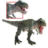 New Jurassic Thế Giới Công Viên Tyrannosaurus Rex Khủng Long Nhựa Đồ Chơi Mô Hình Trẻ Em Quà Tặng # K4UE # Drop Ship