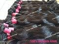 Класс качества aaaaa 22 дюйм(ов) объемная волна черный натуральный бразильский волос оптом