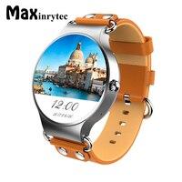 KW98 Smart Watch Men women Android 5.1 3G WIFI GPS Watch MTK6580 Smartwatch iOS Android For Samsung Gear S3 Xiaomi PK KW88