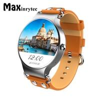 KW98 Smart Watch Men Women Android 5 1 3G WIFI GPS Watch MTK6580 Smartwatch IOS Android