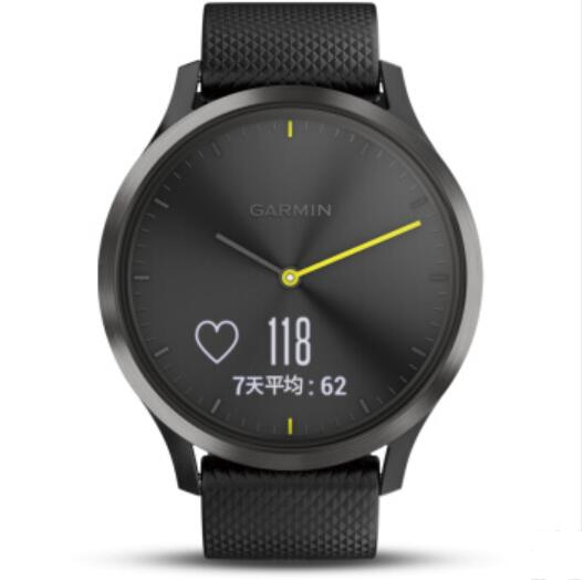 original Garmin vivomove HR Heart Rate Tracker Heart Rate Tracker intelligent fashion waterproof sports smartwatch серьги herald percy кафф цепочка тройной