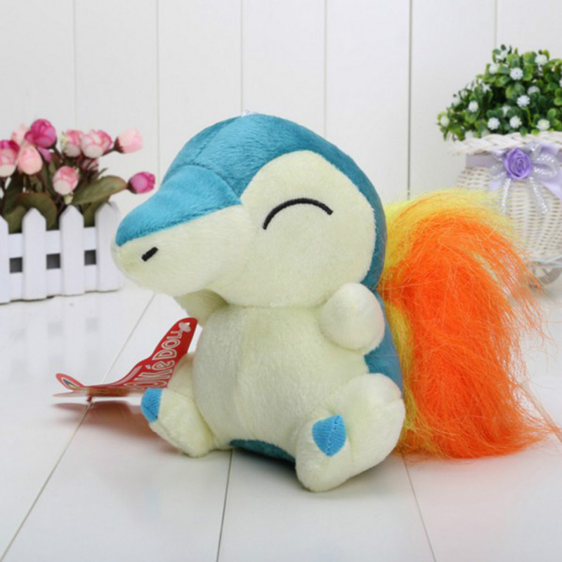 Fireball Rat Animal Dolls, 15 CM Cute Baby Plush Toys,Children Pocket Plush Toys Send Ki ...