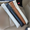 Car-styling PU Leather Seat Gap Leakproof Pad Box For Porsche 911 918 Cayenne Macan Panamera Cayman Carrera Boxster