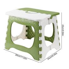 Stool Folding Portable Stool Super Strong Portable Folding Step Stool For Kids Adults Kitchen Bathroom Garden Step Stool(China)