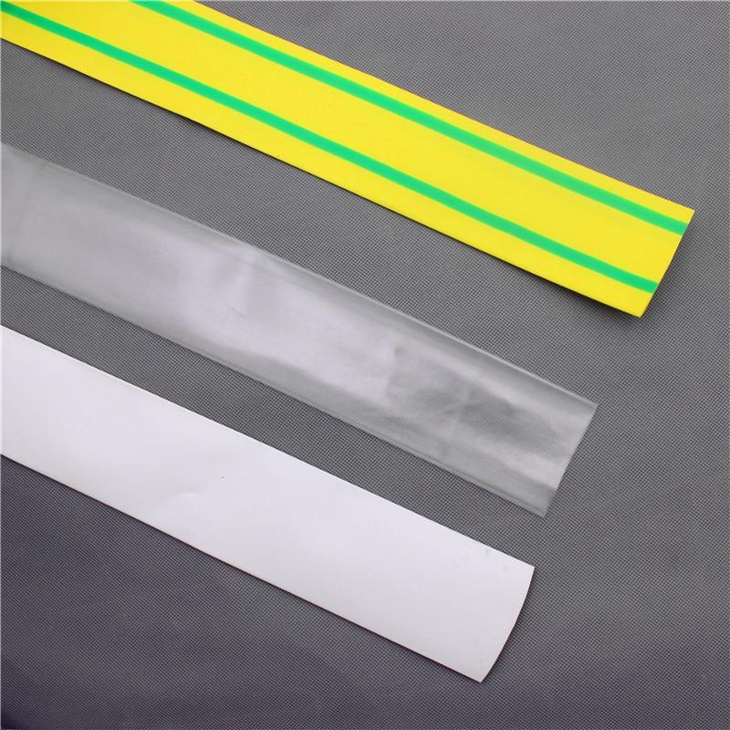 Clear Heat Shrinkable Tube Shrink Tubing 5 meters 12mm Dia