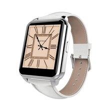"""1,55 """"IPS Hd-bildschirm Smartwatch mit Leder Marke Android Smart Uhr Männer Frauen Armbanduhr mit Pulsmesser"""