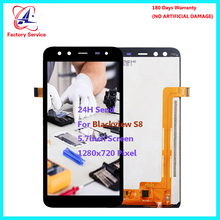 For Original Blackview S8  LCD Screen Display+Touch Screen Digitizer Sensor Assembly Replacement 5.7