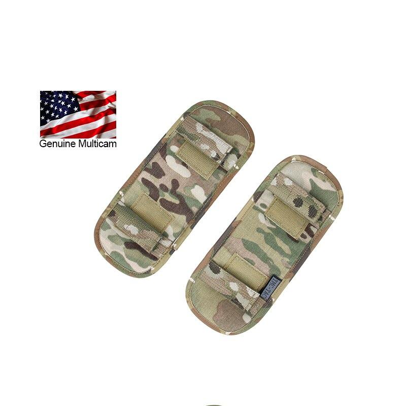 2019 NEW MC Tactical vest Shoulder pads Multicam imported CP Tactical chest rig pads
