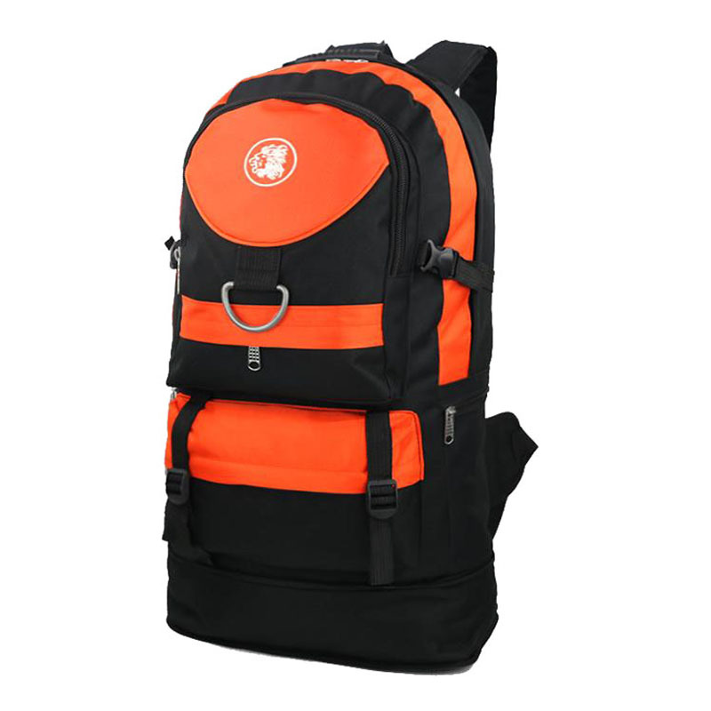 Camping Hiking Backpack Sports Bag Travel Trekk Rucksack Mountain Climb Equipment