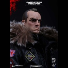 In-stock DAMTOYS 1/6 Gangsters Kingdom  – Spade 5 Jude Law GK007 for 12″  Action Figure Collection Doll Toys