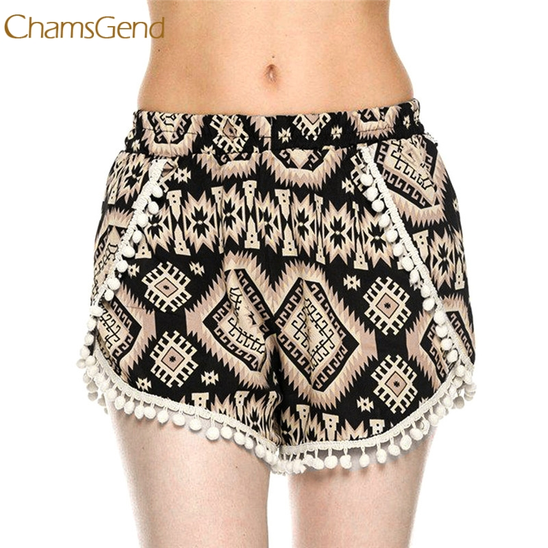 Women High Waist Tassel Shorts Summer Casual Short Pants Beach S/M/L/XL 2020 Fashion DP