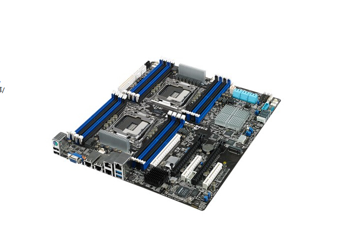 Z10PE-D16/4L Server Board Support E5-2683V3 2675 2699 10 SATA3