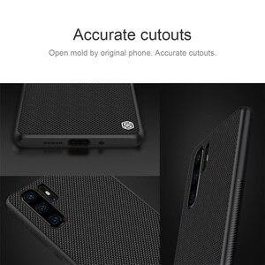 Image 3 - For Huawei P30 Case P30 PRO Cover NILLKIN Textured Nylon Fiber Back Cover Durable Non slip Thin and Light Case for Huawei P30PRO
