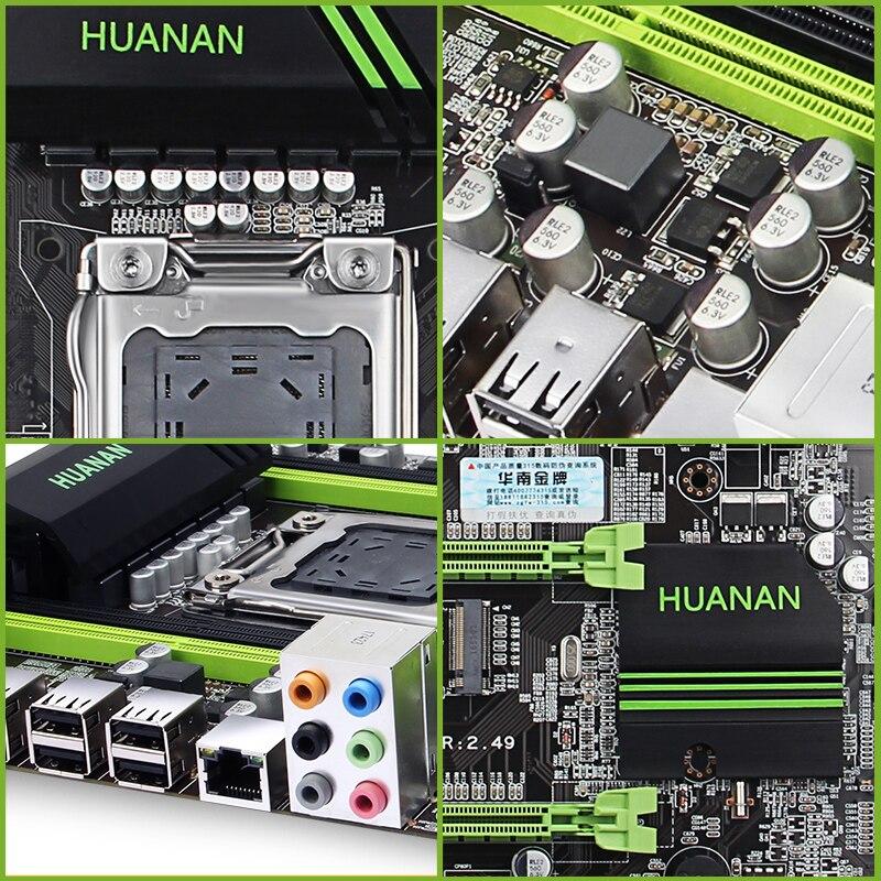 Интернет магазин товары для всей семьи HTB1_ktIXOfrK1RjSspbq6A4pFXaY Скидка материнской HUANAN Чжи X79 материнской платы с M.2 слот Процессор Intel Xeon E5 2690 C2 2,9 ГГц памяти 16G (2*8) DDR3 1600 регистровая и ecc-память